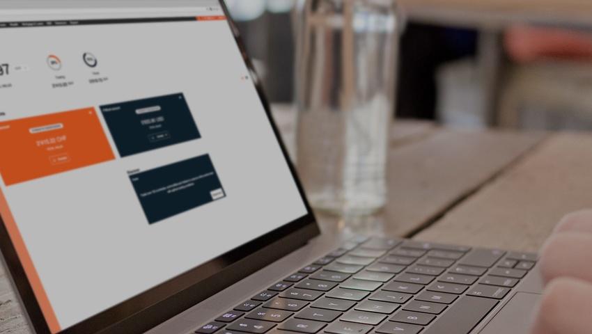 Account Opening - eBanking